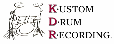 KDR Kustom Drum Recording