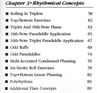 Advanced Concepts Chapter 3